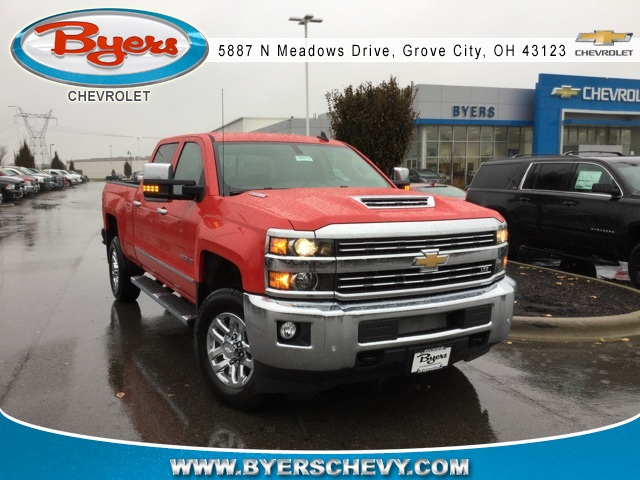 2019 Silverado 2500 Crew Cab 4x4,  Pickup #190215 - photo 3
