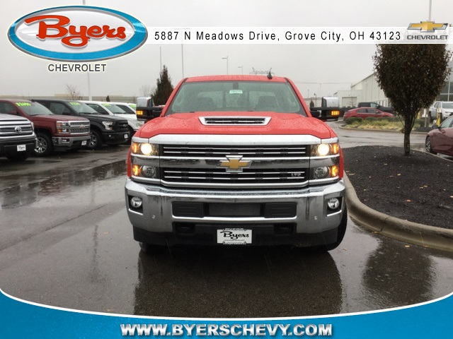2019 Silverado 2500 Crew Cab 4x4,  Pickup #190215 - photo 4