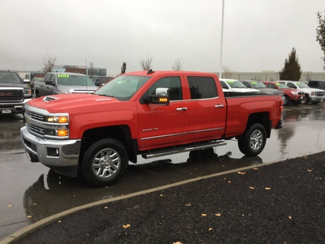 2019 Silverado 2500 Crew Cab 4x4,  Pickup #190215 - photo 41