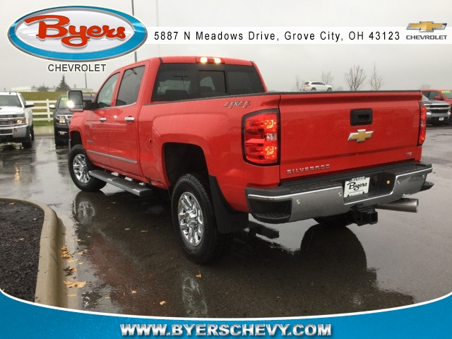 2019 Silverado 2500 Crew Cab 4x4,  Pickup #190215 - photo 2