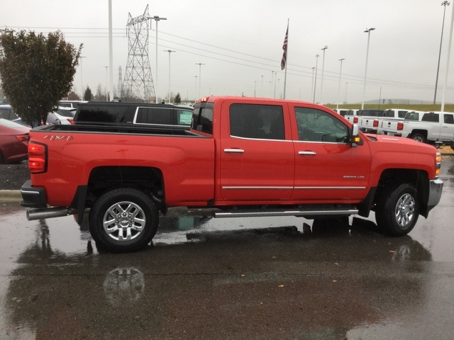 2019 Silverado 2500 Crew Cab 4x4,  Pickup #190215 - photo 7