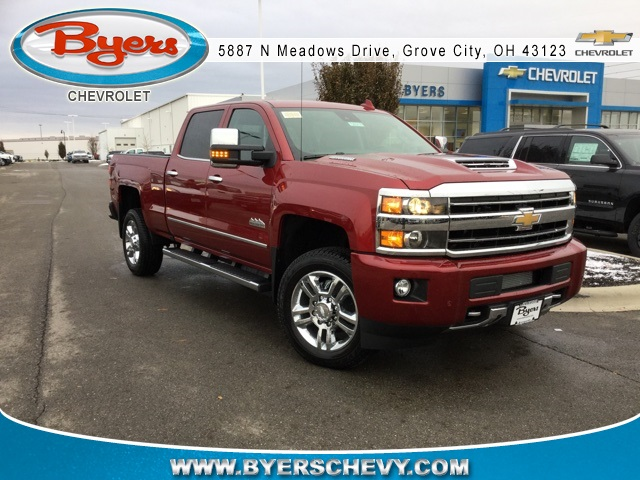 2019 Silverado 2500 Crew Cab 4x4,  Pickup #190218 - photo 3