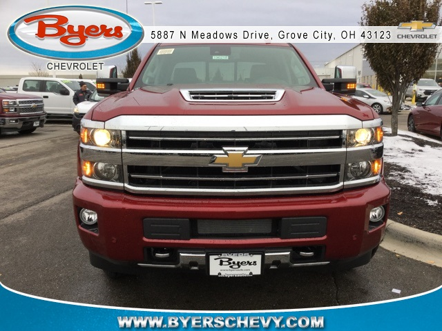 2019 Silverado 2500 Crew Cab 4x4,  Pickup #190218 - photo 5