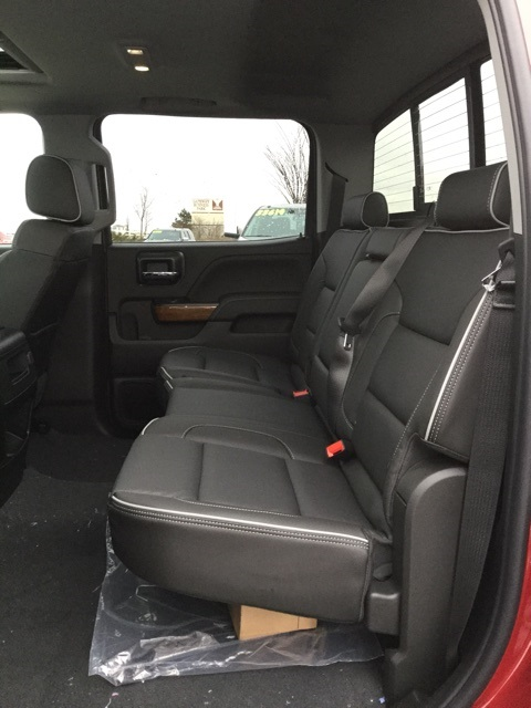 2019 Silverado 2500 Crew Cab 4x4,  Pickup #190218 - photo 35
