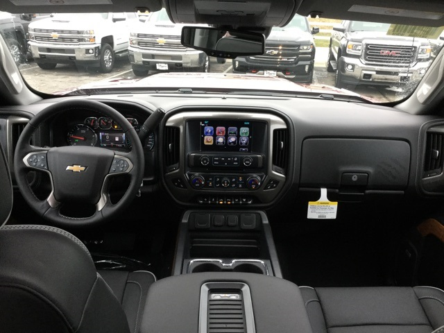 2019 Silverado 2500 Crew Cab 4x4,  Pickup #190218 - photo 8