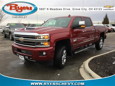 2019 Silverado 2500 Crew Cab 4x4,  Pickup #190218 - photo 1