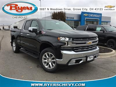 2019 Silverado 1500 Double Cab 4x4,  Pickup #190228 - photo 3