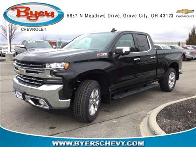 2019 Silverado 1500 Double Cab 4x4,  Pickup #190228 - photo 1