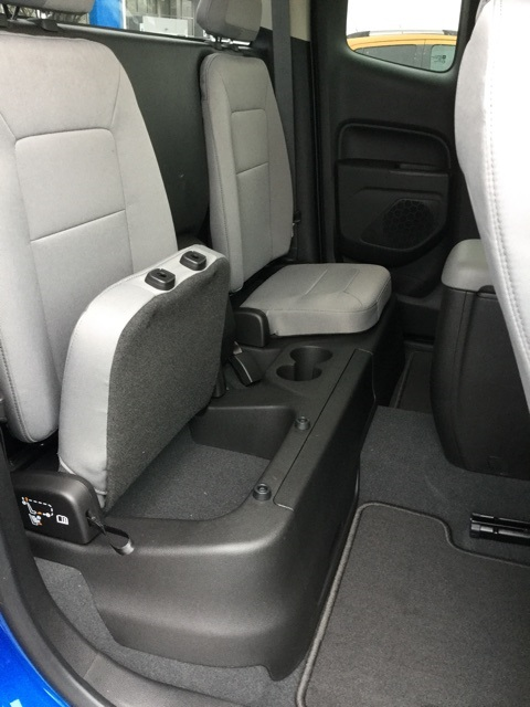 2019 Colorado Extended Cab 4x2,  Pickup #190230 - photo 33
