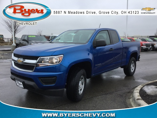 2019 Colorado Extended Cab 4x2,  Pickup #190230 - photo 4