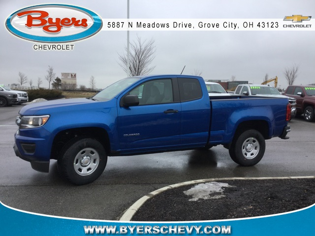 2019 Colorado Extended Cab 4x2,  Pickup #190230 - photo 5