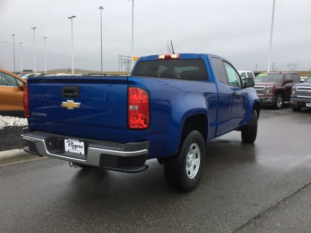 2019 Colorado Extended Cab 4x2,  Pickup #190230 - photo 2