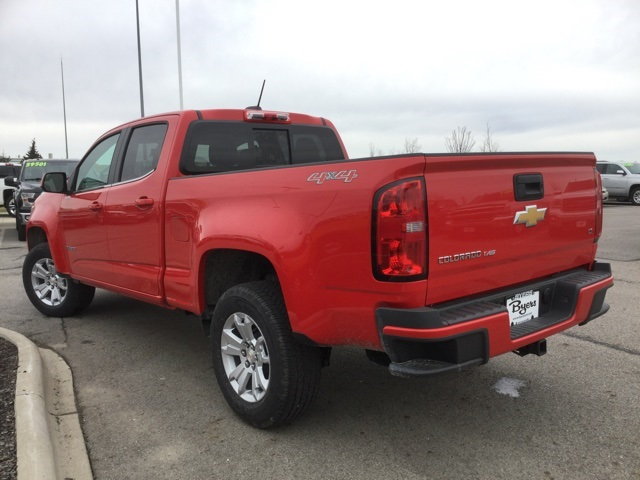 2019 Colorado Crew Cab 4x4,  Pickup #190237 - photo 5