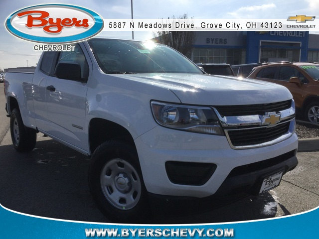 2019 Colorado Extended Cab 4x2,  Pickup #190240 - photo 1
