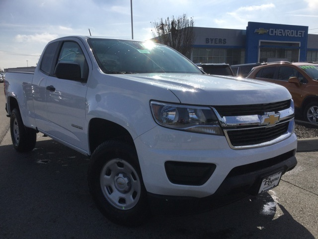 2019 Colorado Extended Cab 4x2,  Pickup #190240 - photo 33