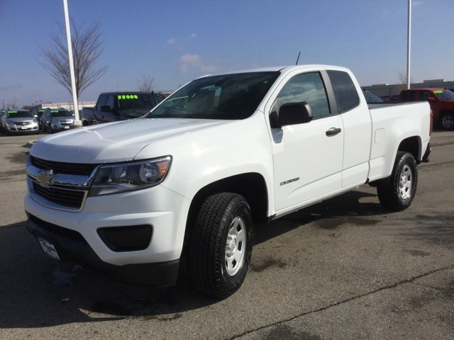 2019 Colorado Extended Cab 4x2,  Pickup #190240 - photo 35