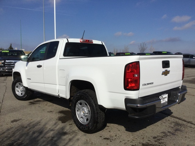 2019 Colorado Extended Cab 4x2,  Pickup #190240 - photo 36