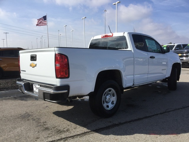 2019 Colorado Extended Cab 4x2,  Pickup #190240 - photo 38
