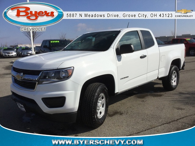 2019 Colorado Extended Cab 4x2,  Pickup #190240 - photo 3