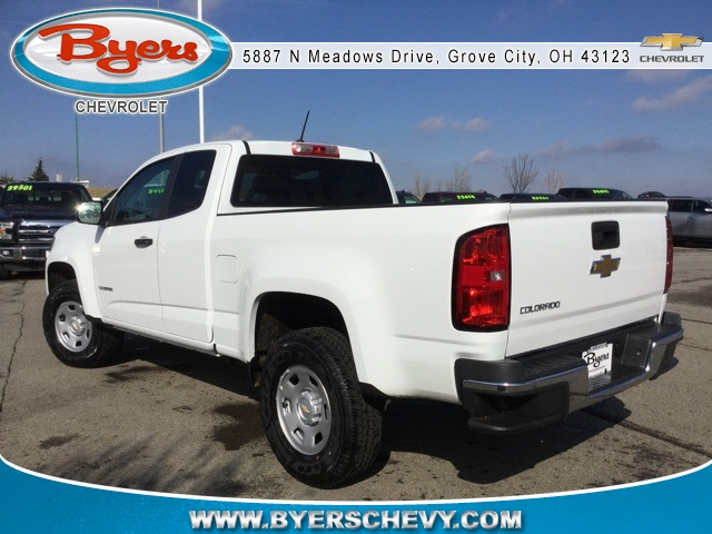 2019 Colorado Extended Cab 4x2,  Pickup #190240 - photo 4