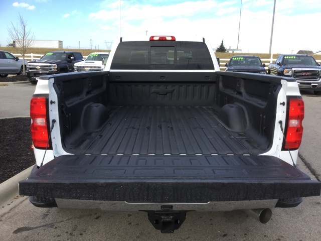 2019 Silverado 3500 Crew Cab 4x4,  Pickup #190246 - photo 14