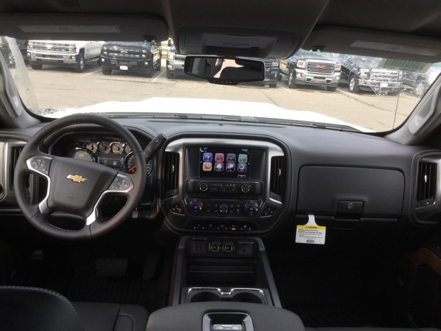 2019 Silverado 3500 Crew Cab 4x4,  Pickup #190246 - photo 20