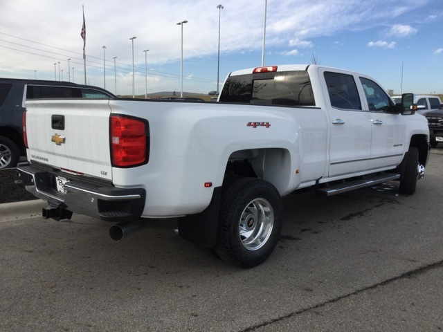 2019 Silverado 3500 Crew Cab 4x4,  Pickup #190246 - photo 1