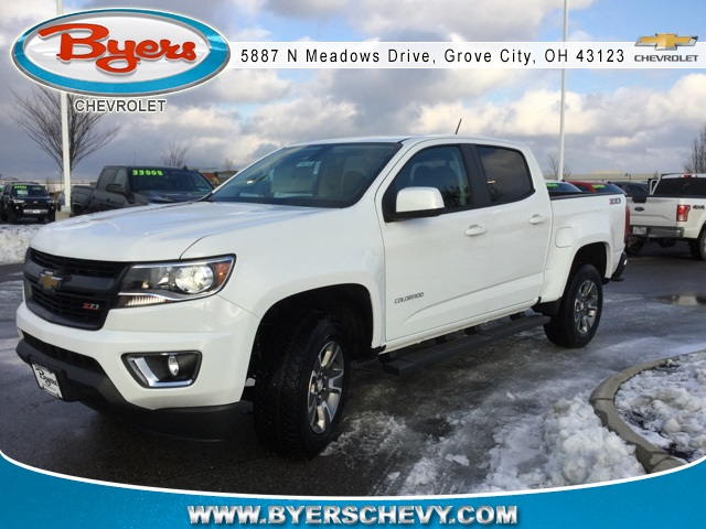 2019 Colorado Crew Cab 4x4,  Pickup #190258 - photo 4