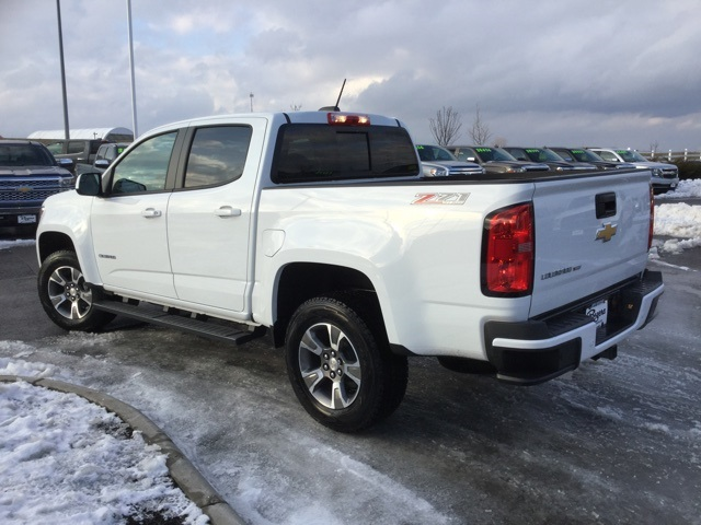 2019 Colorado Crew Cab 4x4,  Pickup #190258 - photo 6