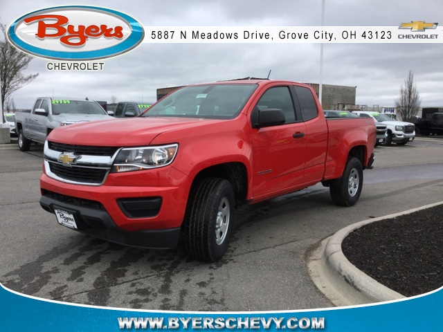 2019 Colorado Extended Cab 4x4,  Pickup #190268 - photo 4