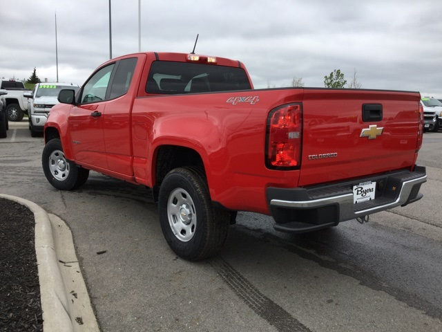 2019 Colorado Extended Cab 4x4,  Pickup #190268 - photo 6