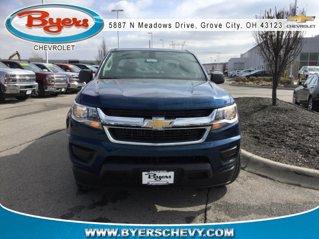 2019 Colorado Extended Cab 4x2,  Pickup #190279 - photo 3