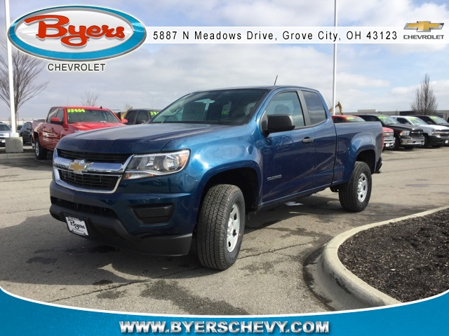 2019 Colorado Extended Cab 4x2,  Pickup #190279 - photo 4