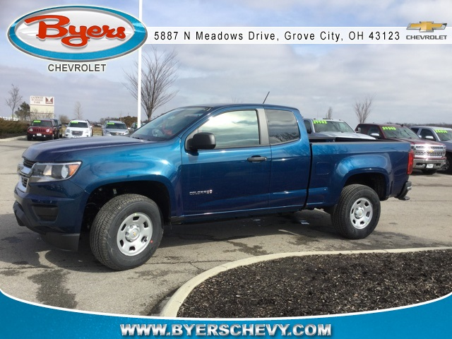 2019 Colorado Extended Cab 4x2,  Pickup #190279 - photo 5