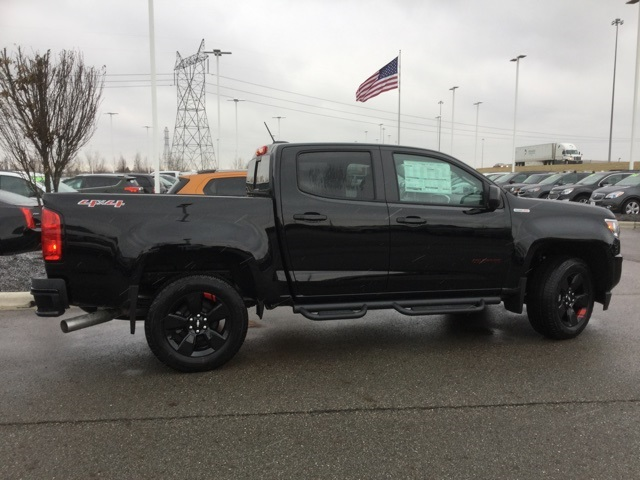 2019 Colorado Crew Cab 4x4,  Pickup #190286 - photo 8
