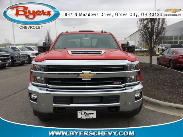 2019 Silverado 2500 Crew Cab 4x4,  Pickup #190323 - photo 3