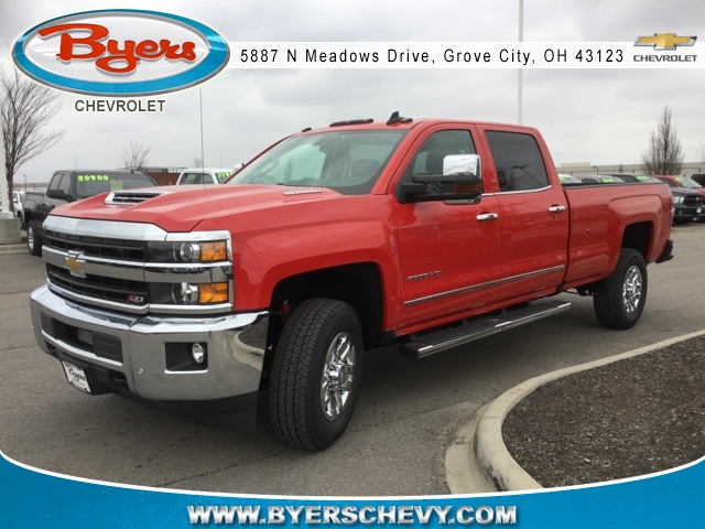 2019 Silverado 2500 Crew Cab 4x4,  Pickup #190323 - photo 4