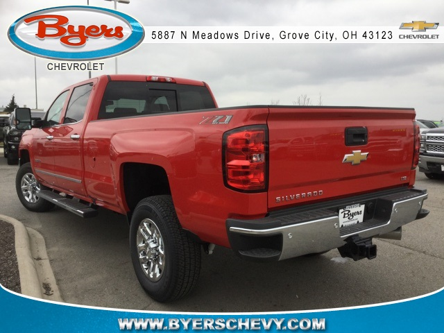 2019 Silverado 2500 Crew Cab 4x4,  Pickup #190323 - photo 2