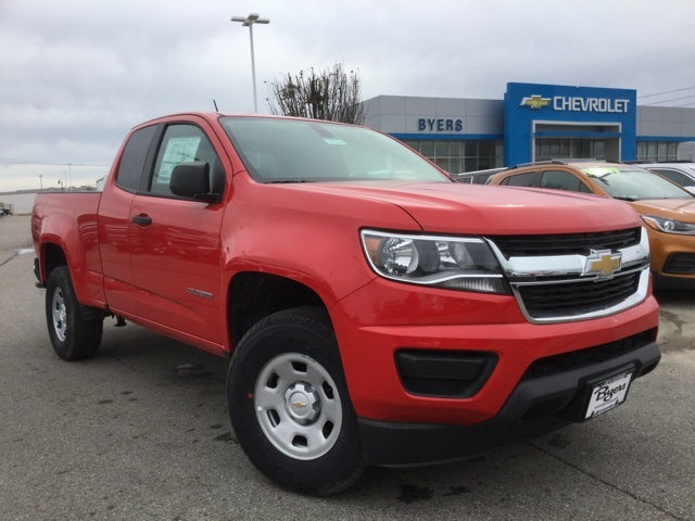 2019 Colorado Extended Cab 4x2,  Pickup #190334 - photo 35
