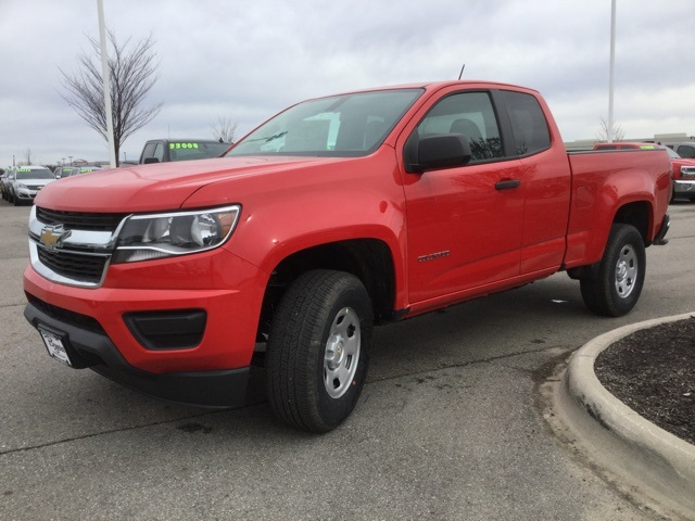 2019 Colorado Extended Cab 4x2,  Pickup #190334 - photo 37