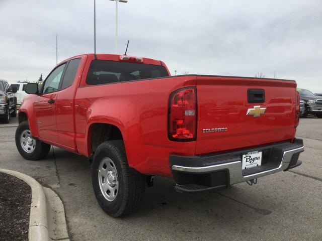 2019 Colorado Extended Cab 4x2,  Pickup #190334 - photo 38