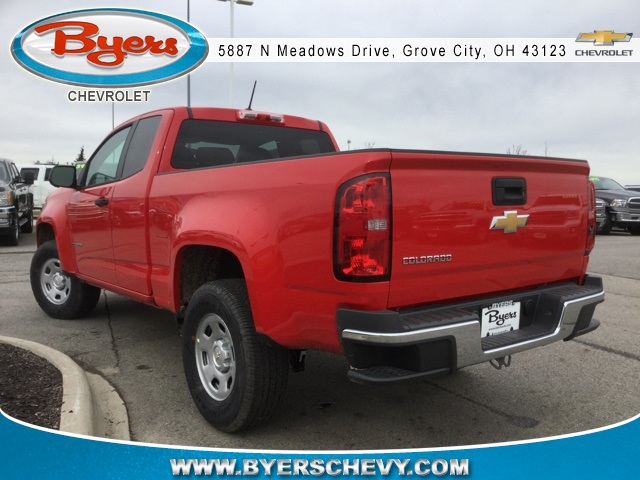 2019 Colorado Extended Cab 4x2,  Pickup #190334 - photo 2