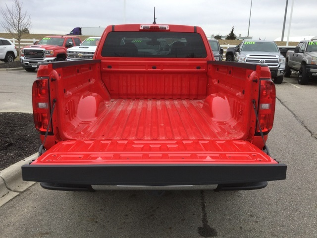 2019 Colorado Extended Cab 4x2,  Pickup #190334 - photo 8