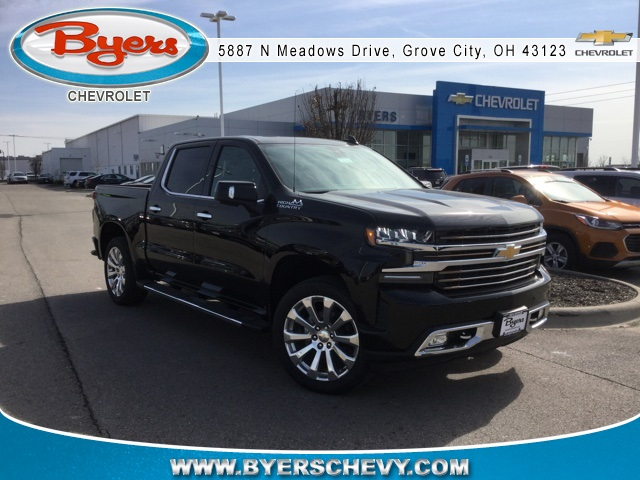 2019 Silverado 1500 Crew Cab 4x4,  Pickup #190353 - photo 1