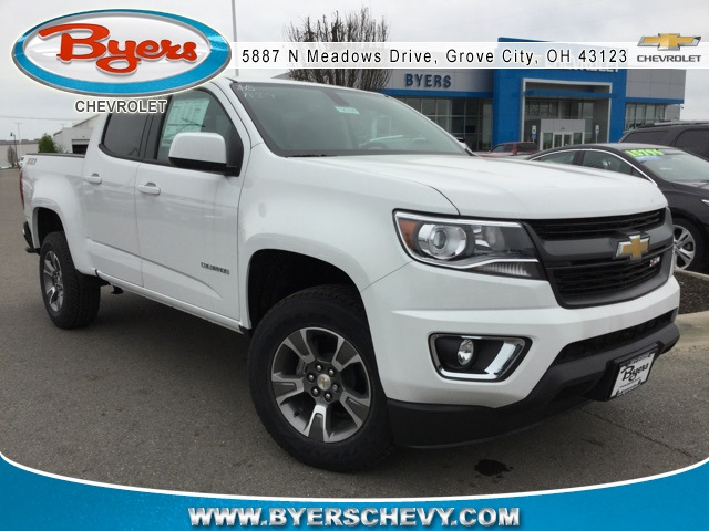 2019 Colorado Crew Cab 4x4,  Pickup #190399 - photo 1