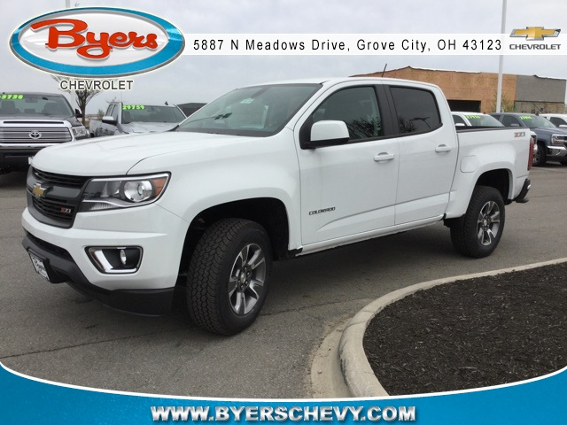 2019 Colorado Crew Cab 4x4,  Pickup #190399 - photo 4