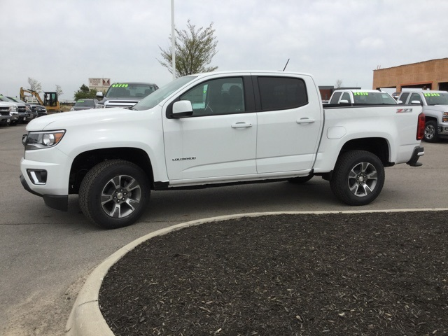 2019 Colorado Crew Cab 4x4,  Pickup #190399 - photo 7