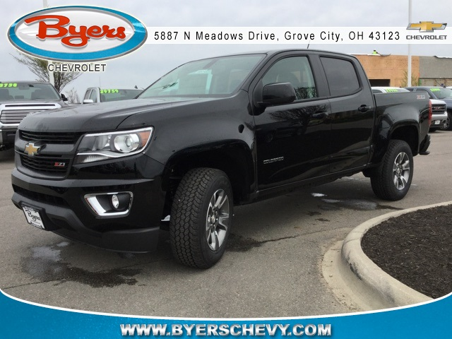 2019 Colorado Crew Cab 4x4,  Pickup #190414 - photo 4
