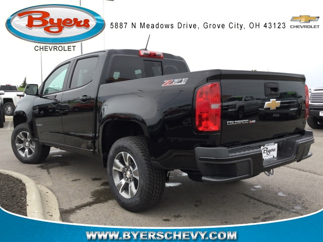 2019 Colorado Crew Cab 4x4,  Pickup #190414 - photo 5