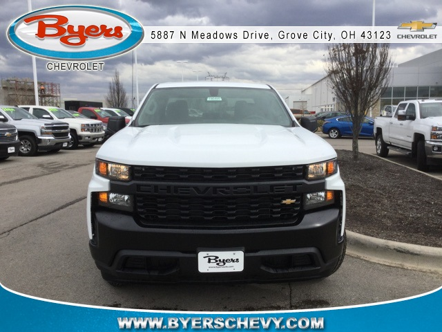 2019 Silverado 1500 Double Cab 4x2,  Pickup #190495 - photo 3